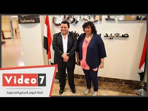 وزيرة الثقافة: مستشفى سرطان الأقصر صرح يستحق الدعم والإشادة  - 17:22-2018 / 3 / 17