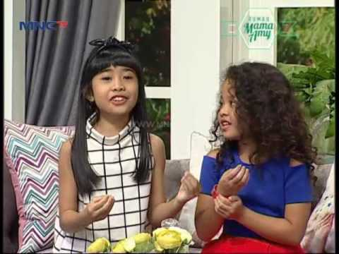 Alifah Dan Romaria Kecil Kecil Centil  - Rumah Mama Amy (12/10)