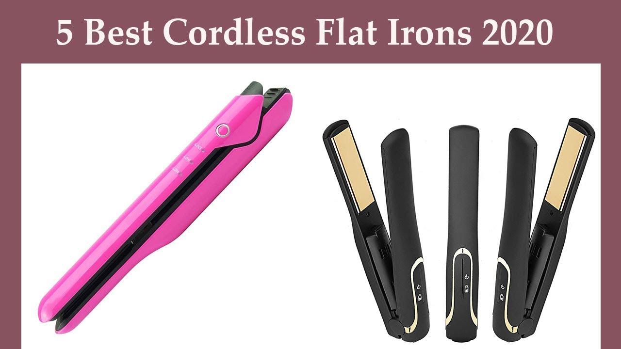 Best Flat Iron 2020.5 Best Cordless Flat Irons 2020
