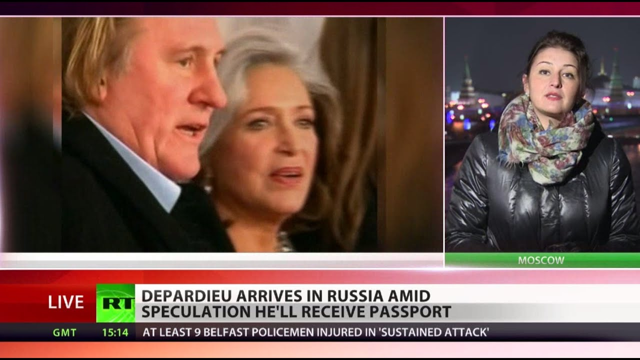 French Exodus: Putin best friend of upset movie stars