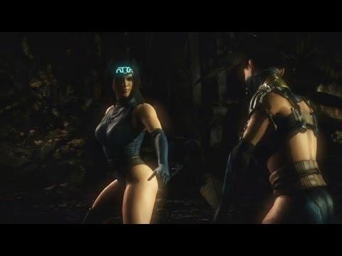Mortal Kombat X | Kitana Klassic Fatality