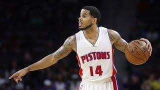 D.J. Augustin Pistons & Thunder 2015 Season Highlights