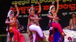 Yakshagana -- Natya Vaibhava - 2 - Dharanipathi kelittha ...Nodu gelathi...Dwandwa