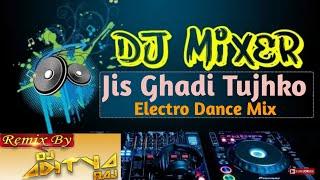 Jis Ghadi Tujhko Kumar Sanu  Electro Dance Mix Dj Aditya Raj