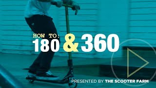 HOW to | 180 & 360