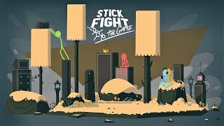 KING VEGETTING VS WILLY VS FARGAN - STICK FIGHT