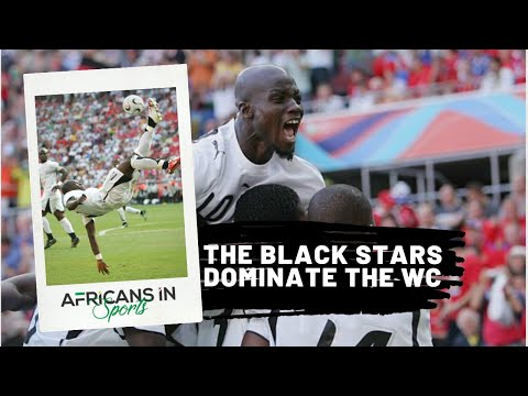 The Black Stars Dominate on The World Stage