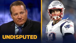 Eric Mangini makes a case why Tom Brady will be in the NFL until he's 45 | NFL | UNDISPUTED