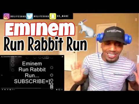 The most underrated Eminem Verse Ever! | Eminem-Run Rabbit Run + Lyrics | REACTION