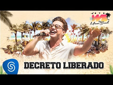 Wesley Safadão - Decreto Liberado DVD WS In Miami Beach