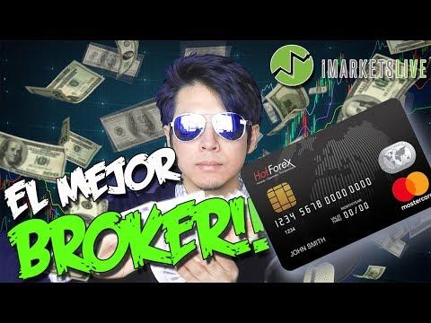 💵✔EL MEJOR BROKER PARA OPERAR EN FOREX | Gana dinero de forma 100% Automática HotForex 2018