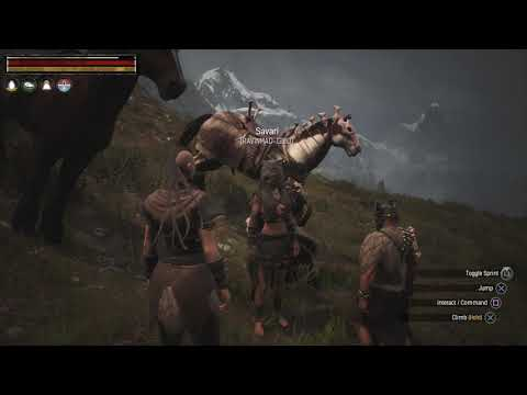 Conan Exiles_Forgotten_Age Meeting The pictish |