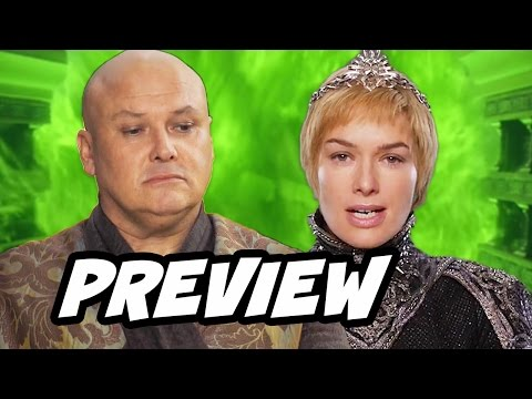 Game Of Thrones Season 7 Varys Preview and Cersei Theory