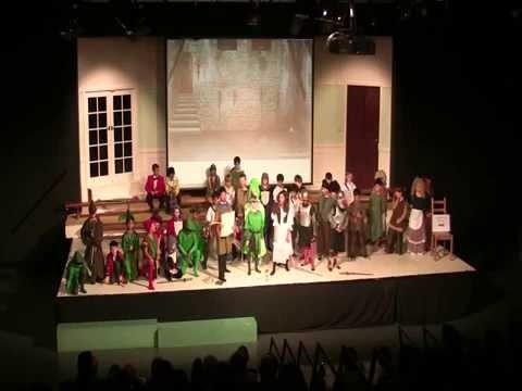 NHJS Robin and the Sherwood Hoodies