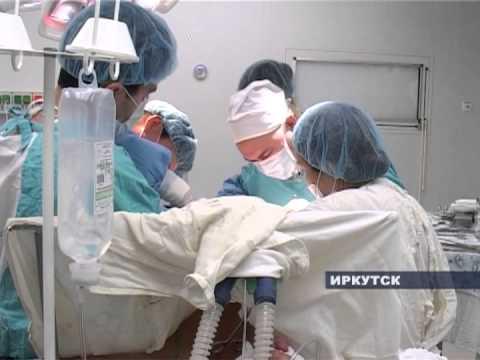 Хирурги иркутской областной онкологической больницы провели уникальную операцию