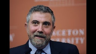 Paul Krugman Faceplants Trying To Hop On The Ocasio-Cortez Bandwagon