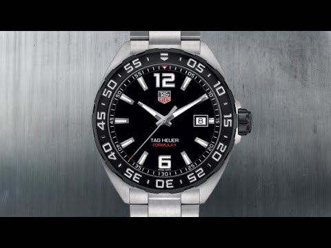 Revisiting The TAG Heuer Formula 1