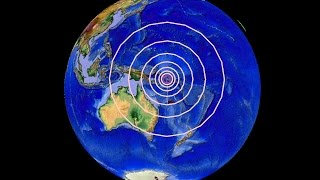 11/21/2015 -- Major Earthquakes strike West Pacific + Big movement in Midwest / Oklahoma (fracking)
