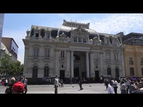 Santiago City Tour (HD)