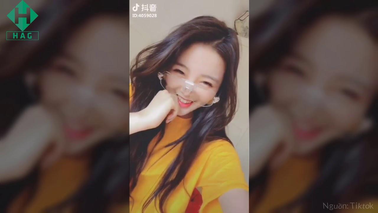 Hot girl Tiktok Trung Quốc - Gemini - Gái xinh châu Á