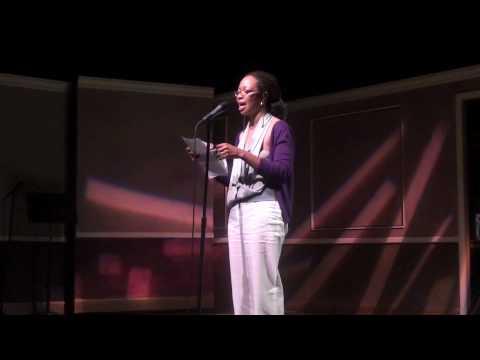 Thea Monyee at Ink Slam