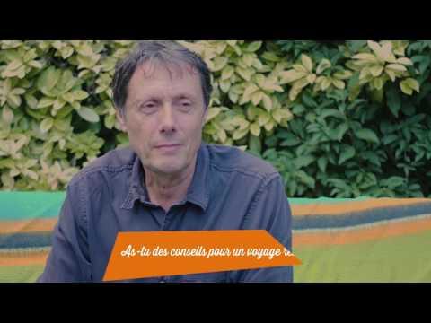 Antoine de Maximy (J'irai dormir chez vous) : nous parle de voyage et de Tourisme durable