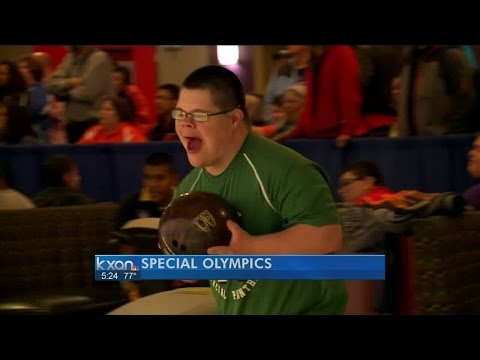 Special Olympics accommodates bowling popularity