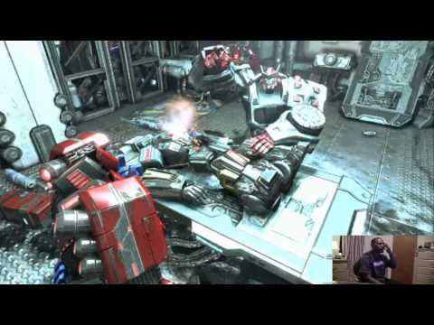 """Transformers Fall Of Cybertron Review:  """"One Of The Best 3rd Person Shooters This Generation"""""""