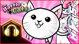 The Battle Cats игра как мультик ударный отряд котят от фаника 2
