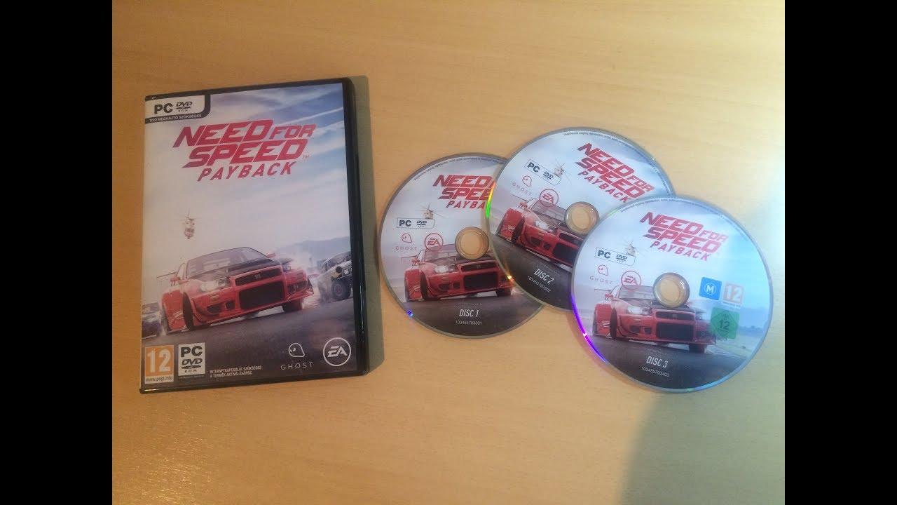 need for speed payback pc unboxing before release youtube. Black Bedroom Furniture Sets. Home Design Ideas