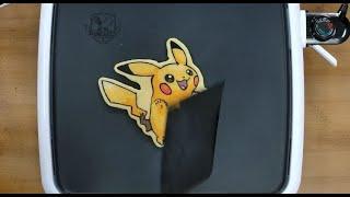 ALL 151 Original Pokémon as PANCAKE ART   Every Flip!