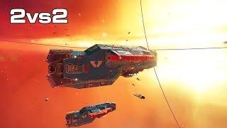 Homeworld - 2vs2 - SzaRRy/GhostRider vs Fear/Axatar