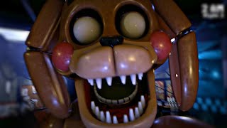 Los ANIMATRÓNICOS ya NO son LOS MISMOS - The Return to Freddy's 2: Winter Wonderland (FNAF Game)