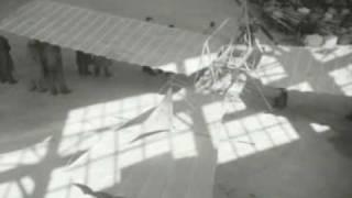 Opening nieuwe hangar Schiphol (1952)