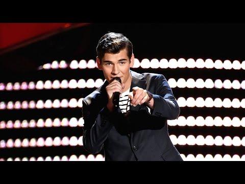 "Zach Seabaugh ""The Voice Performance"""