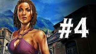 Dead Island Riptide Gameplay Walkthrough Part 4 - The Dead Zone - Chapter 3