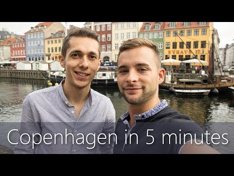 Copenhagen in 5 minutes | Travel Guide | Must-sees for your