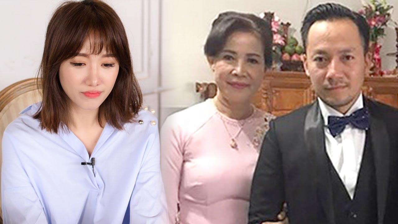 Mẹ Rapper Tiến Đạt lên tiếng khi con dâu mới bị so sánh với Hari Won – TIN TỨC 24H TV