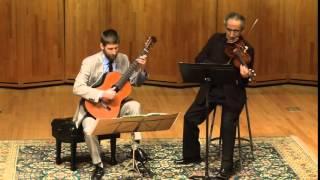 """Paçoca (from """"Musiques populaires brésiliennes"""") by Celso Machado"""