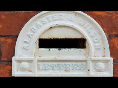 Letterboxes of the Jewellery Quarter in 10 objects  No1