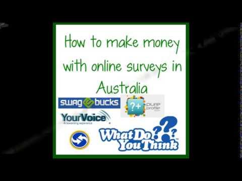 9 Make Money Online Australia