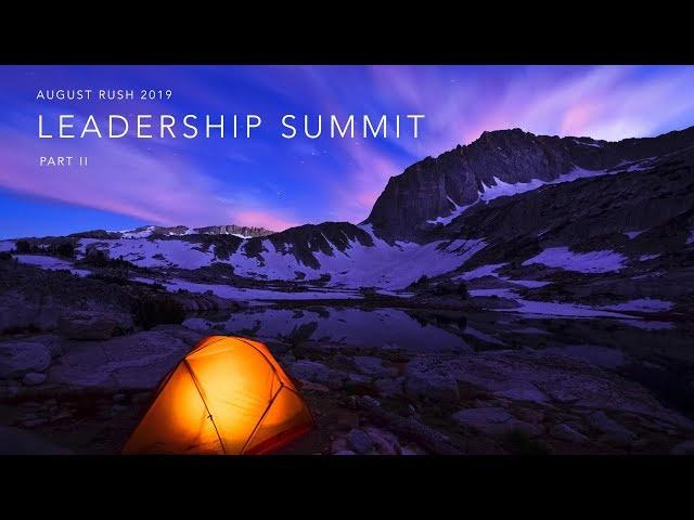 AR2019 Leadership Summit - Part2