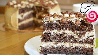 Торт Капучино – Какой же он вкусный!