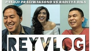 Video #REYVLOG Raditya Dika VS Pandji Pragiwaksono , DEBAT SENGIT download MP3, 3GP, MP4, WEBM, AVI, FLV November 2018