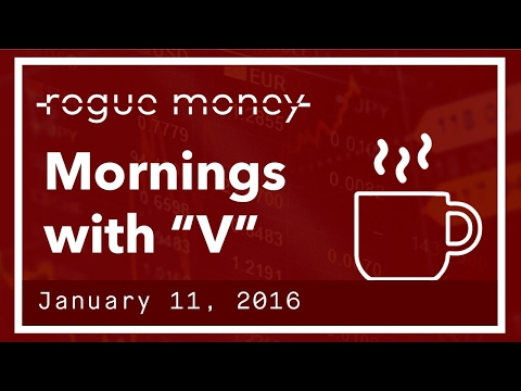 "Mornings with ""V"" & CJ - Cutting Down George Soros & Ending The 5th Column (01/11/2017)"