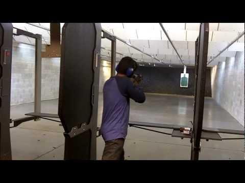 Rifle Shooting: AKM (modernized AK-47)