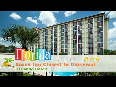 Rosen Inn Closest To Universal - Orlando Hotels, Florida