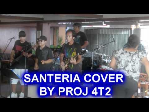 Sublime Santeria Cover