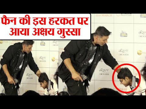 Akshay Kumar gets