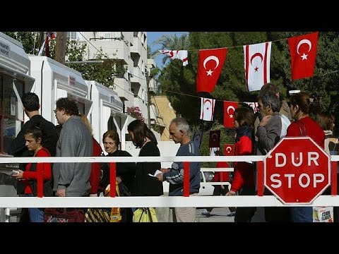 Cyprus: displaced people and reunification of a divided island
